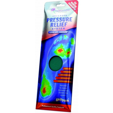 Advanced Pressure Relief System Insole