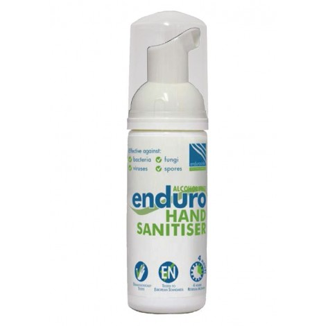 3x Endurocide Hand Sanitiser 50ml
