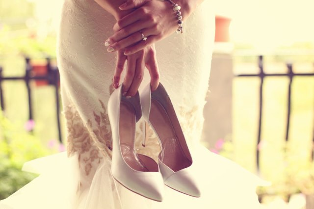 Marriage is like a pair of shoes